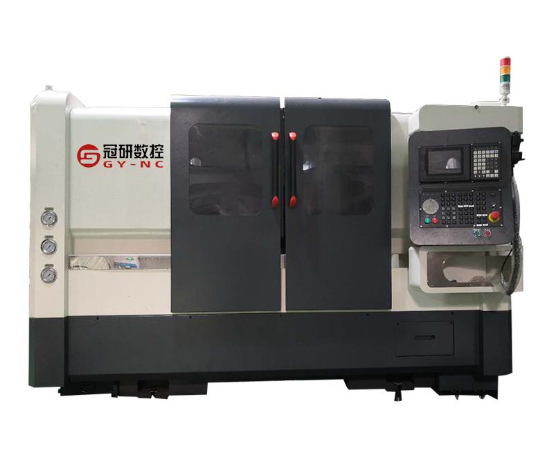 深圳GY-NC28双主轴数控车床